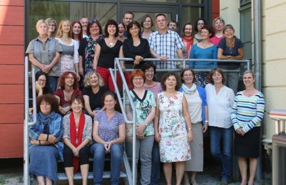 Nasch-Kollegium Schuljahr 2014/15